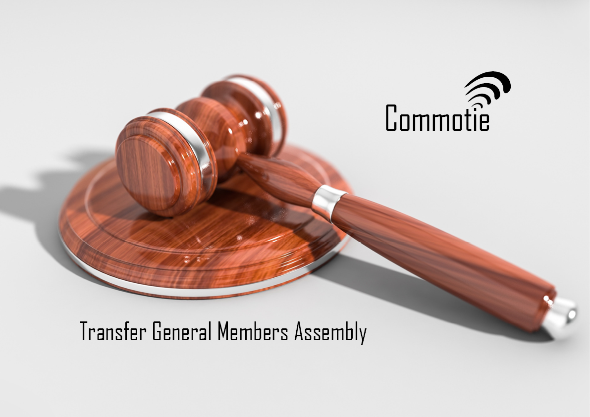 Transfer General Members Assembly