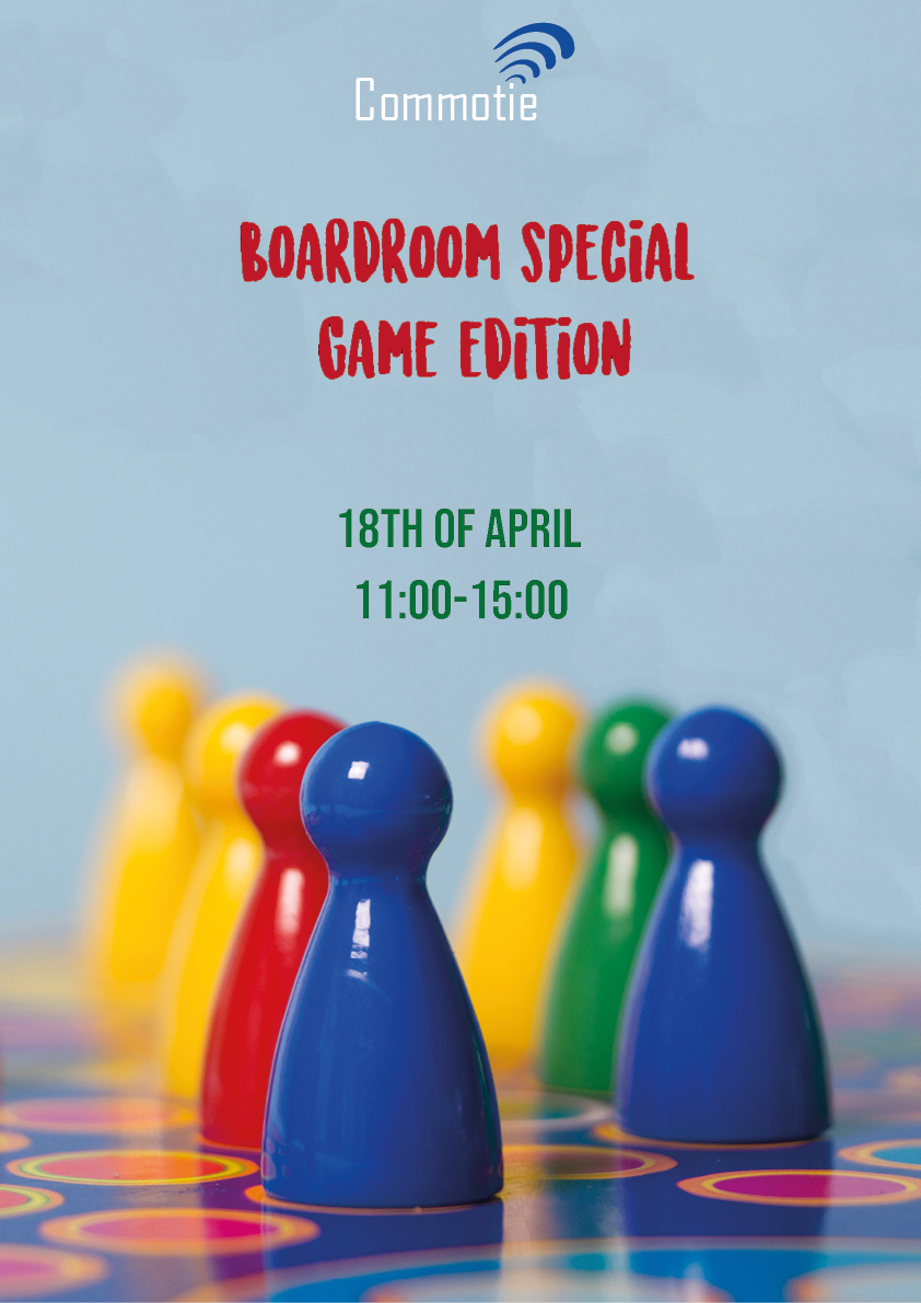 Boardroom special: Game edition