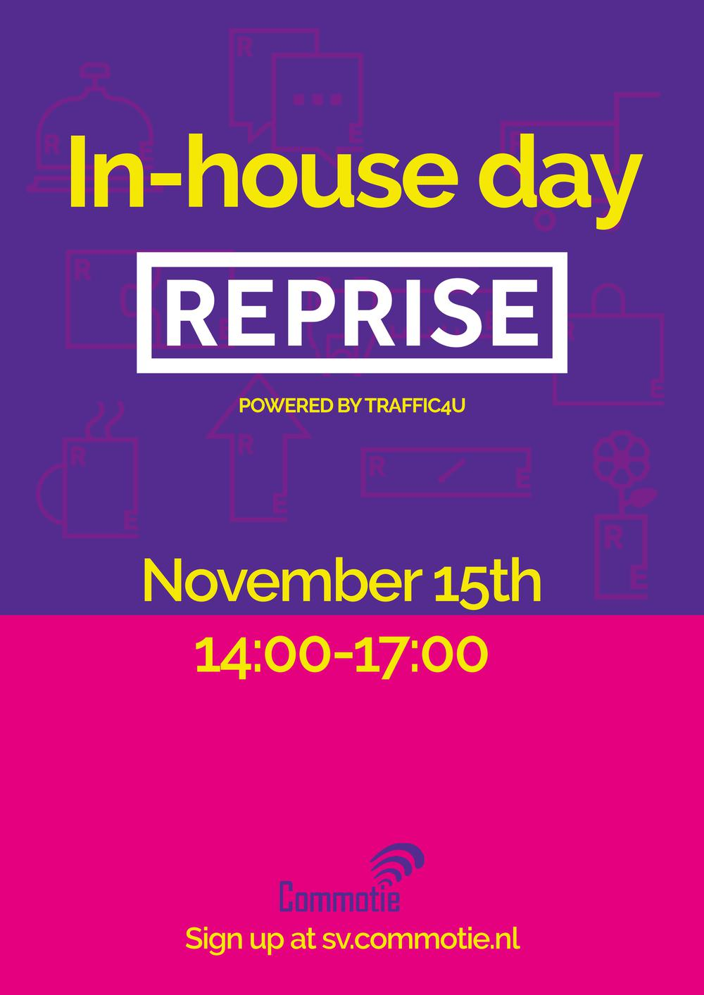 In-house day @ Reprise