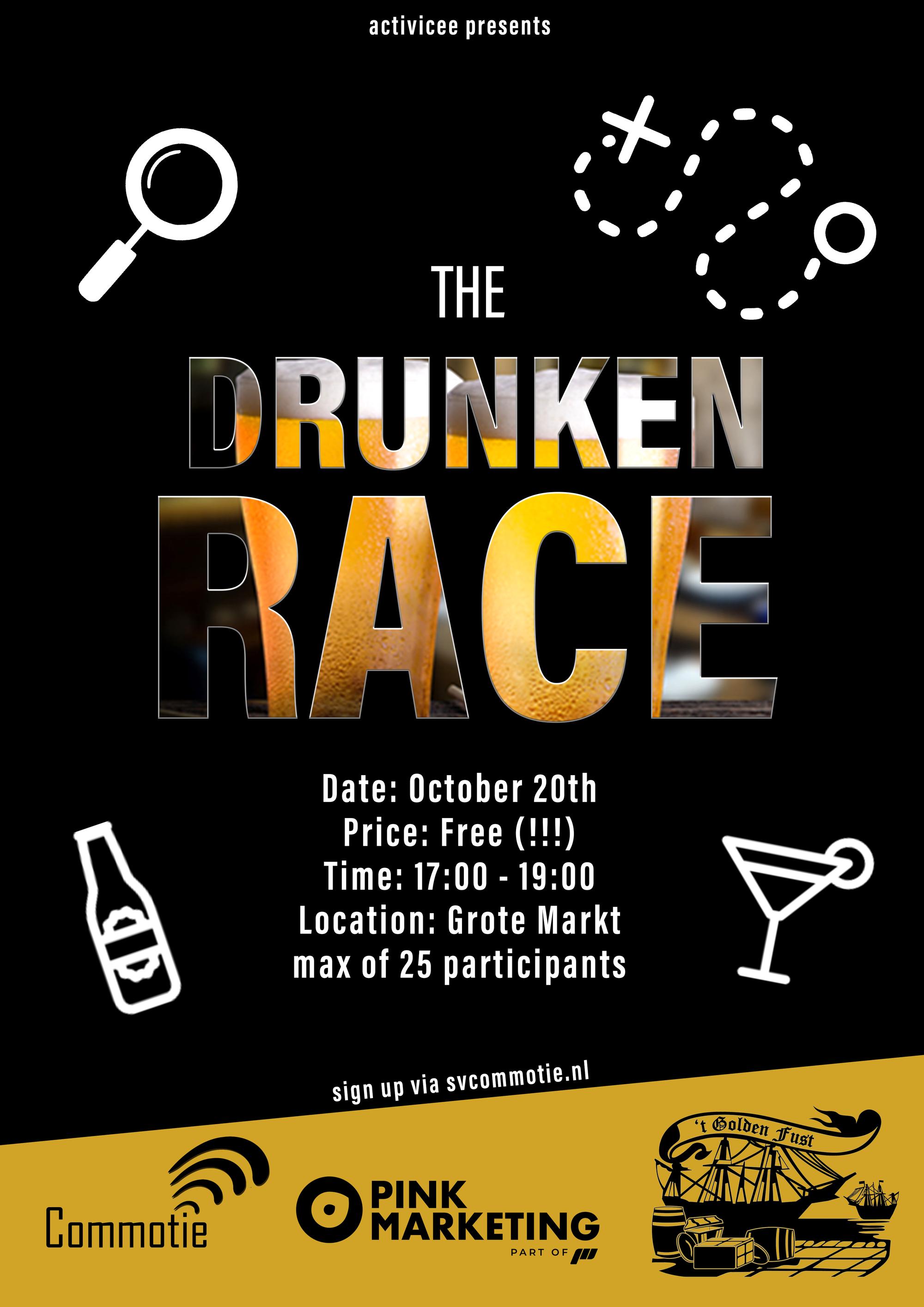 The Drunken Race