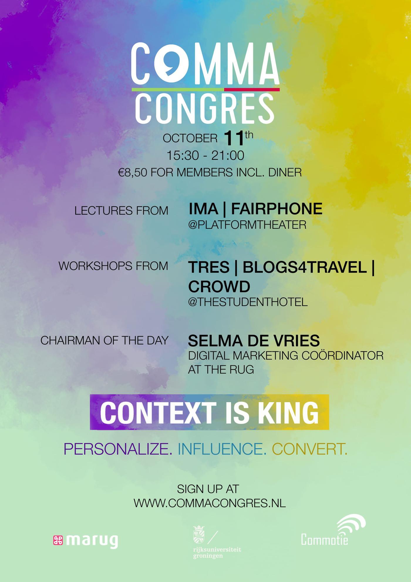ComMa Congress 2018