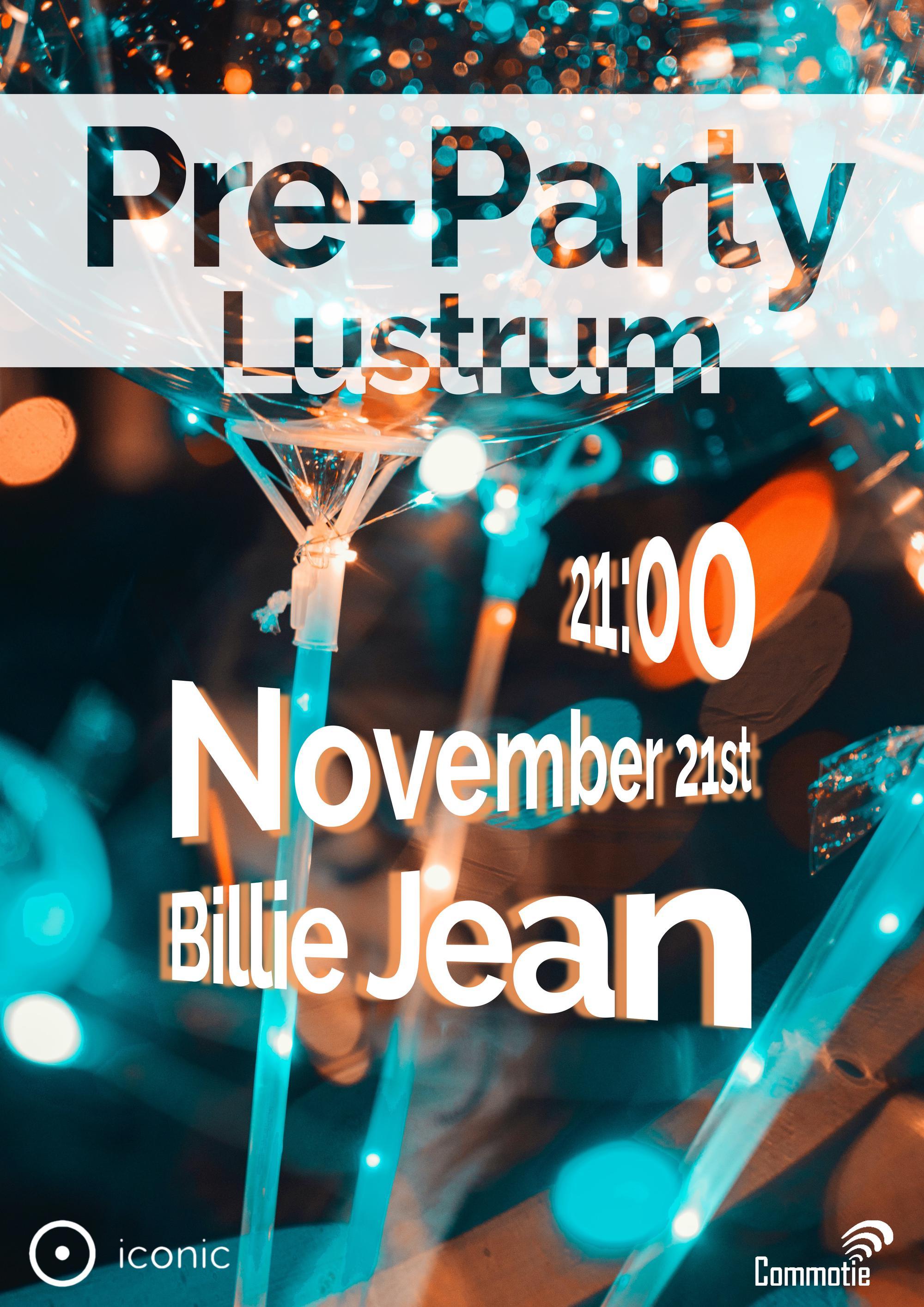 Lustrum Pre-party