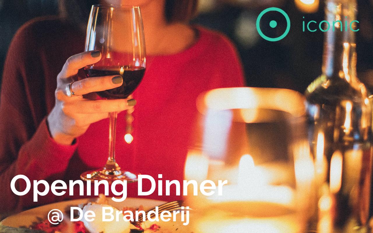 Lustrum: Opening Dinner