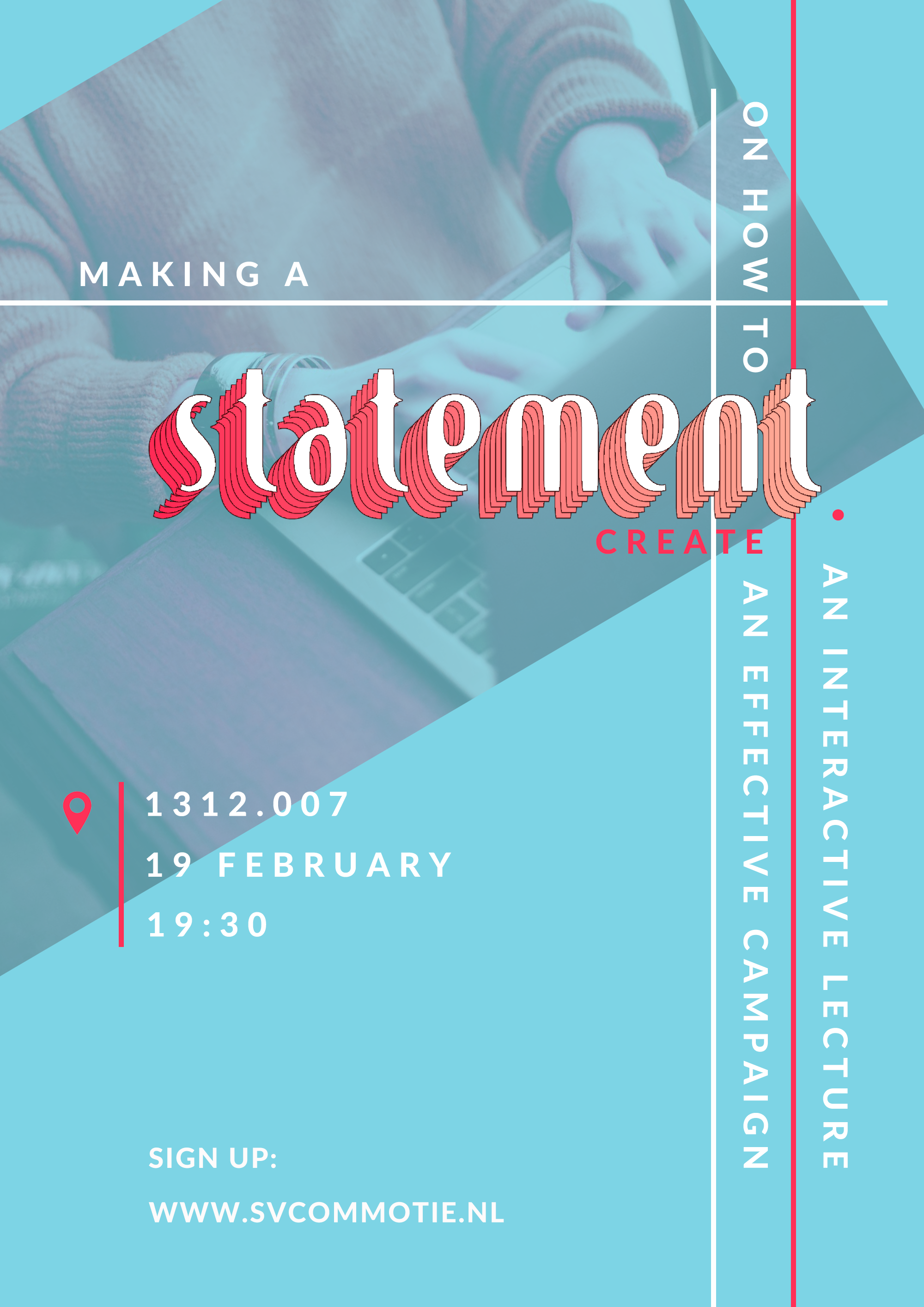 Lecture: Making a Statement