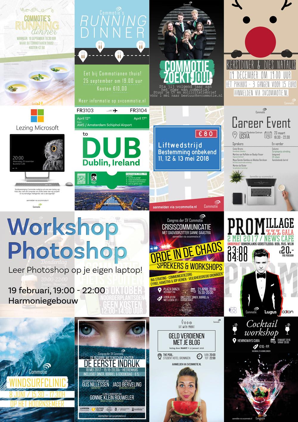 Workshop Photoshop