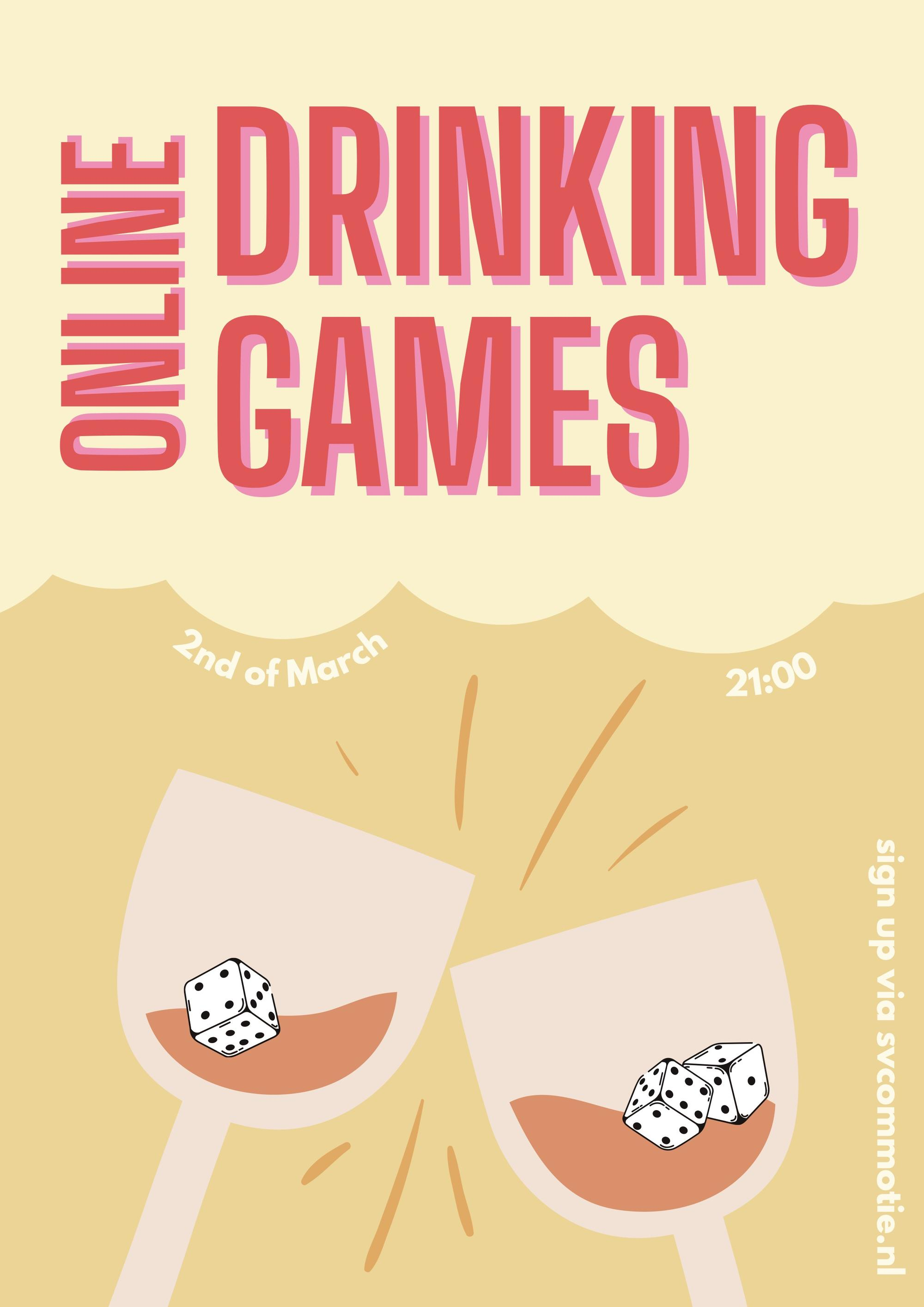 Social: Online Drinking Games