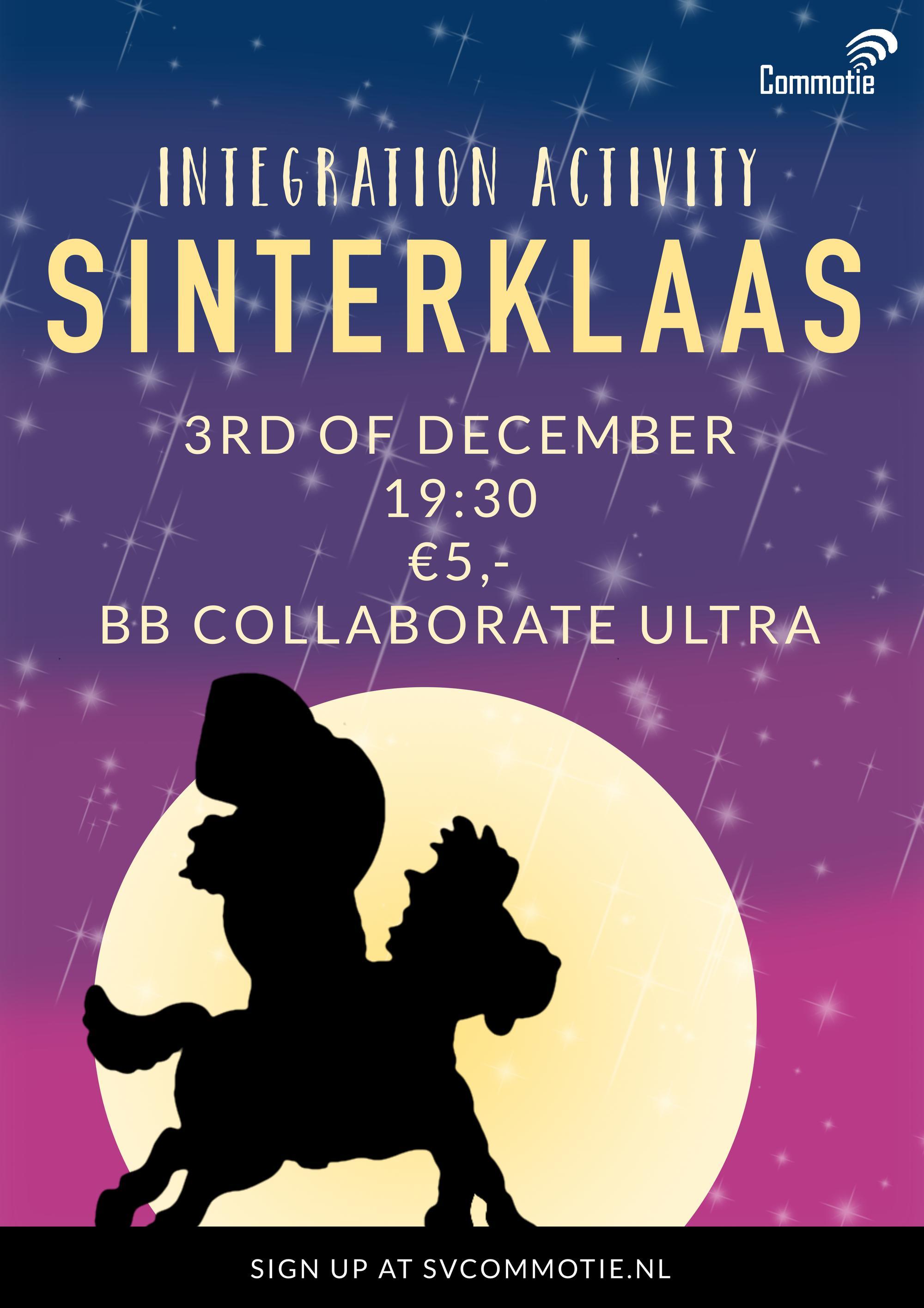 Integration Activity: Sinterklaas