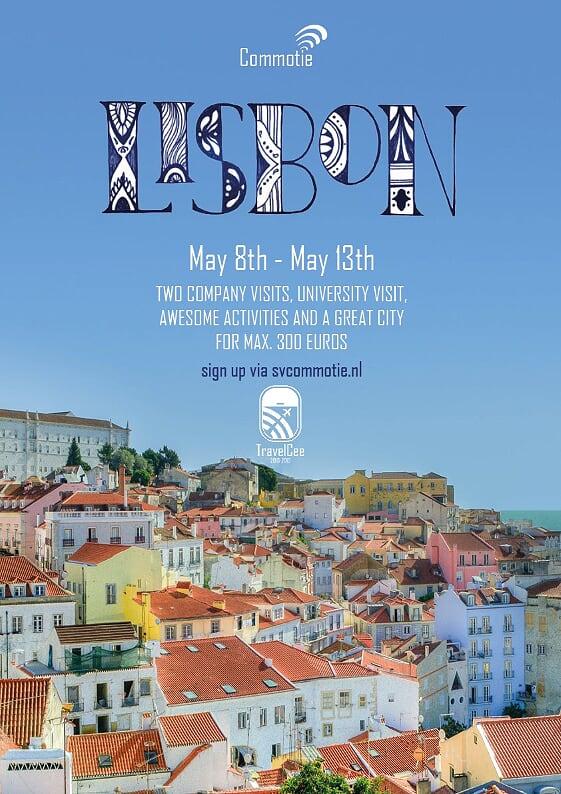 Trip abroad 2019: Lisbon