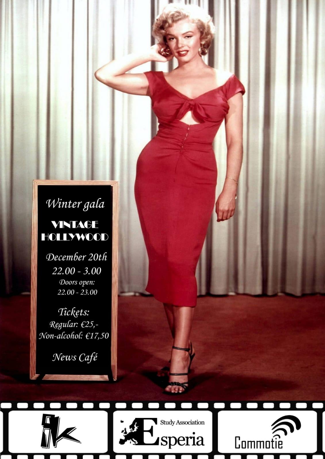 Gala: Vintage Hollywood