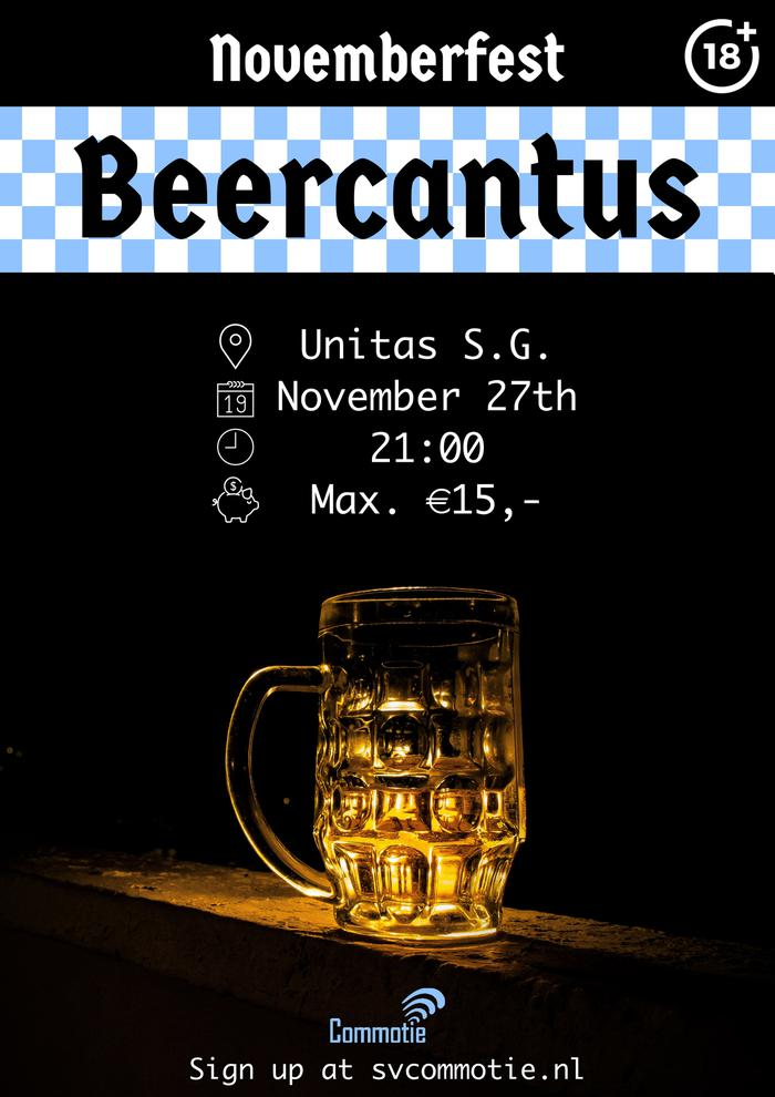 Beer cantus: Novemberfest